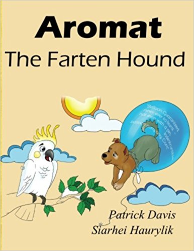 Aromat_the_Farten_Ho_Cover_for_Kindle